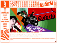 Homepage for euforia-bg.com